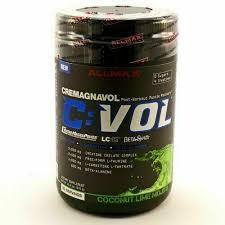ALLMAX Nutrition C <b>Vol</b> Coconut Lime Mojito 13.2oz 30 Servings for ...