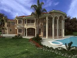 Florida Style House Plans   Plan   Florida Style Floor Plans