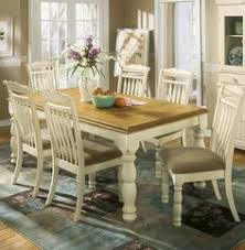 tables dining room chairs cottage  images about white cottage furniture on pinterest bedroom sets cottag