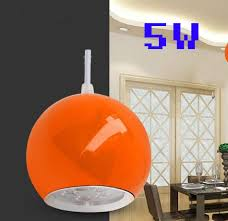 AC90-260V 5W <b>Morden Led</b> Ceiling <b>Pendant Lamp</b> For Dining Room