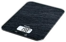 <b>Кухонные весы BEURER KS 19</b> slate