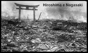 Resultado de imagem para ataque em hiroshima e nagasaki