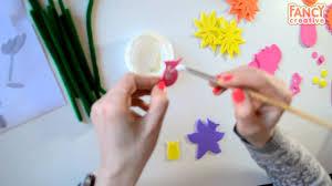<b>Fancy Creative</b>. Цветы из пористой резины - YouTube