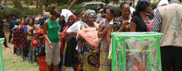 Image result for voting in nigeria