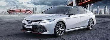 <b>Toyota Camry в</b> новой специальной версии S-Edition | Toyota