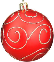 """<b>Набор елочных шаров</b> """"Элит"""", цвет: красный, диаметр 7 см, 9 шт ..."""