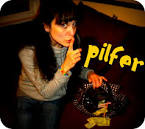 Images & Illustrations of pilfer