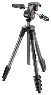 <b>Штатив Manfrotto</b> Mkcompactadv (<b>Compact Advanced</b>) — купить по ...