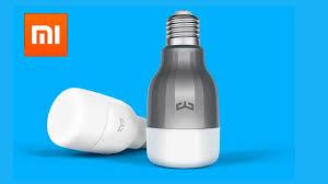 умная <b>лампа xiaomi yeelight</b> led bulb color которая не перегорит