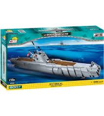 Купить <b>Конструктор COBI</b> Подводная лодка <b>U</b>-<b>48</b> в интернет ...
