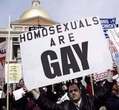 Funny quotes about homosexuality | Examiner.com via Relatably.com