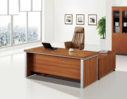 popular wooden executive boss office desk staff manager secretary reception discussion industrial amazing executive modern secretary office desk
