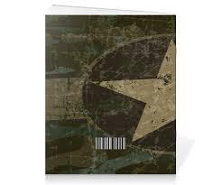 Тетрадь на скрепке Военный <b>камуфляж</b> #1940689 от VectorART