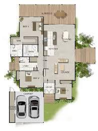 Split Level Homes Plans   VAlineSplit Level House Plans
