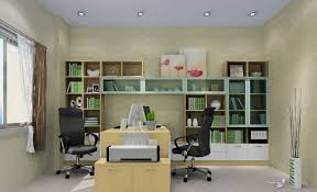 contemporary home office interior bookcases for home office