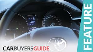 Toyota <b>Intelligent Parking Assist self</b>-parking system in the C-HR ...
