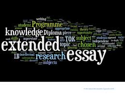 extended essay biology Extended Essay Help