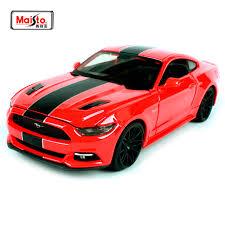 <b>Maisto 1:24 2015 Ford</b> Mustang GT Modern Muscle Diecast Model ...
