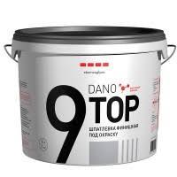 <b>Шпатлевка финишная полимерная Danogips</b> Dano Top 9 10 л ...