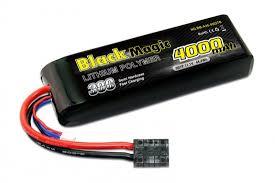 <b>Аккумулятор Black Magic 11.1V</b> 4000mAh 3S 30C (TRX Plug) в ...