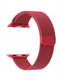 Capella <b>Ремешок из нержавеющей</b> стали для Apple Watch 42/44 ...