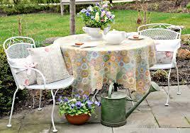 iron patio dining sets vintage furniture