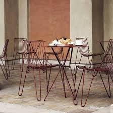 Tio <b>Dining Chair Wine Red</b>