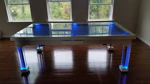 pool table dining tables: conversion pool tables dining room pool tables by generation chic pool