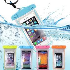 Universal <b>Waterproof</b> Pouch Case Cell Phones portable bag ...