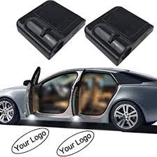 Fangfei 2x Custom Logo Wireless LED Projector Car ... - Amazon.com