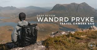 <b>WANDRD PRVKE</b> Review: Best Travel Camera Bag? | GTWH