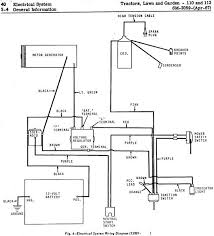 tractor motor wiring diagram tractor wiring diagrams online tractor motor wiring diagram 67 john deere 110 starter generator mytractorforum com the