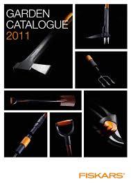 <b>FISKARS</b> Garden Catalogue 2010 by Liquid Society - issuu