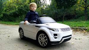 <b>Range</b> Rover Evoque by <b>Rastar</b> - YouTube