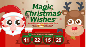 banggood coupons banggood promo code banggood coupons banggood magic christmas wishes santa gifts massive coupons bg points over 1000 in prizes