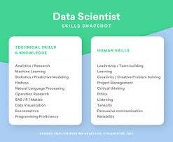 want to become a data scientist where the jobs are and what data scientist table large