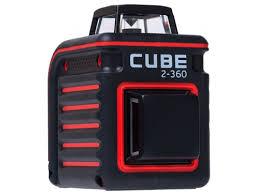Купить нивелир <b>Лазерный уровень Ada</b> Cube 2-360 Home Edition ...