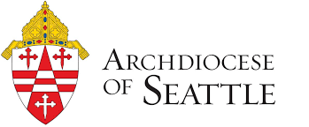 Image result for archdiocese of seattle logo
