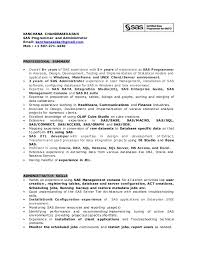 kanchana chandrasekaran sas programmer resume     kanchana chandrasekaran sas programmer and administrator email  kanchanasekar gmail com mob