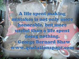 quote details george bernard shaw a life spent making the quotation details
