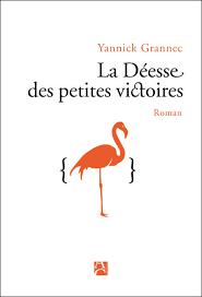 LA DEESSE DES PETITES VICTOIRES (couverture)