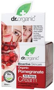 <b>Organic Pomegranate Anti-aging</b> Cream 50ml
