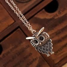 <b>LNRRABC</b> Hot <b>sale 1 Pc</b> Women Fashion Charming Owl Pendant ...