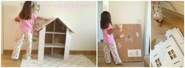 Mobili Per La Casa Delle Bambole : La casa delle bambole di cartone creativa ed ecologica babygreen