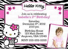 hello kitty birthday invitations cloveranddot com hello kitty birthday invitations to get ideas how to make your own birthday invitation design 18