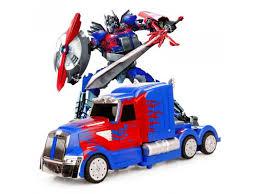 <b>Радиоуправляемый трансформер</b> Оптимус Прайм <b>MZ</b> Optimus ...