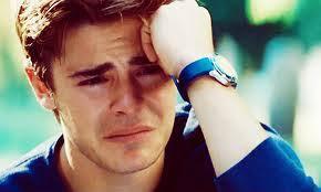 Image result for گریه مرد