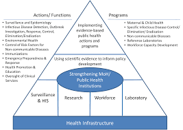 the role of public health institutions in global health system png