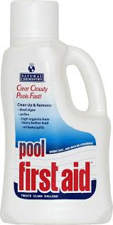 pool problem solvers natural chemistry pool first aid image