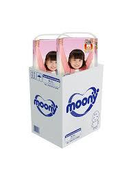 <b>Трусики</b> Megabox для девочек XL (12-22 кг) 76 шт <b>MOONY MAN</b> ...